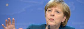 Die mächtigsten Frauen der Welt: Merkel wieder auf Platz eins