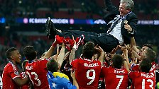 """German Endspiel"" begeistert: FC Bayern ringt BVB nieder"