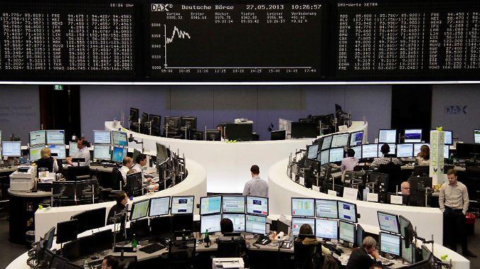 Marktstrategen erwarten nicht zu viel vom Sommer.