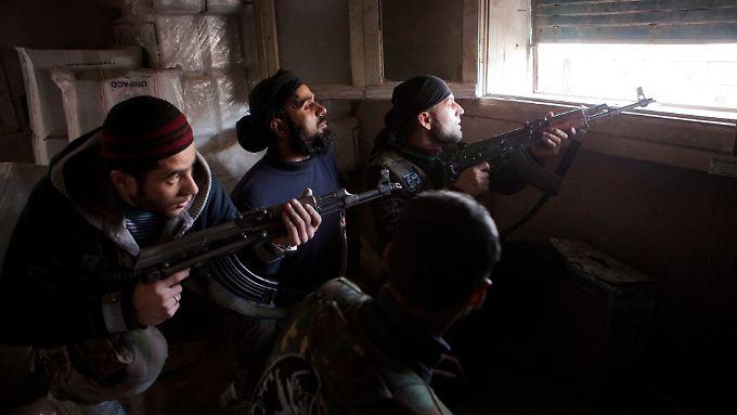 In den Augen Russlands sind die Rebellen in Syrien nicht legitimiert.
