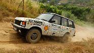 Range Rover feiert Geburtstag: 40 Jahre durch die ganze Welt
