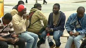Mit 500 Euro und Touristenvisum: Italien schickt Flüchtlinge offenbar nach Hamburg