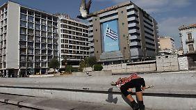 Die Arbeitslosigkeit in Griechenland liegt bei 28 Prozent.