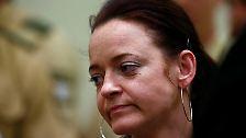 Die Hauptangeklagte im NSU-Prozess: Beate Zschäpe vor Gericht