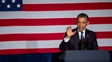 Den Tätern ist offenbar nicht bewusst, dass Barack Obama als US-Präsident niemals persönlich Brief öffnen wird.