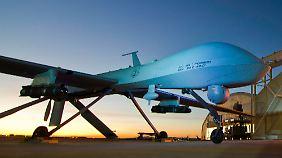 Tödliche Einsätze in Afrika: USA steuert Drohnen angeblich von Deutschland aus
