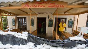 Es steht viel auf dem Spiel: Flut hinterlässt enormen finanziellen Schaden