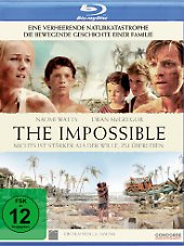 """The Impossible"" ist bei Concorde Home Entertainment auf Blu-ray und DVD erschienen."