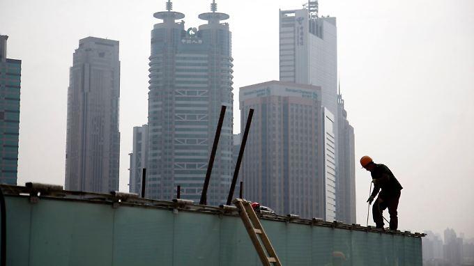 Frische Daten zeigen ein robustes Wirtschaftswachstum in China.
