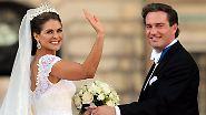 Hochzeiten, Thronwechsel und königlicher Nachwuchs: Der royale Jahresrückblick 2013