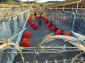 Die Mehrzahl der Gefangenen wurde gefoltert und misshandelt.