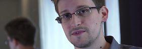 29-Jähriger enthüllt Datensammelwut der USA: Edward gegen Goliath