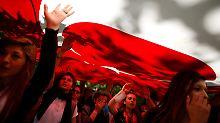 Neue Proteste in der Türkei?: Erdogan belebt Gezi-Bauprojekt neu