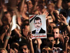 Laut Abdel-Samad hat die Fatwa auch eine politische Dimension. Sie soll Ägyptens Präsident Mursi nutzen.