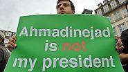 Der Provokateur aus Teheran: Die Karriere des Mahmud Ahmadinedschad