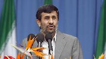 Ahmadinedschad will wiederkommen.
