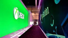 Xbox One vs. Play Station 4: Giganten kämpfen auf der Spielemesse E-3 um Kunden