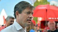 Kritik von allen Seiten: Nicolas Berggruen.