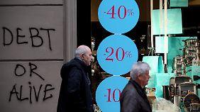 Neuer Tiefpunkt erreicht: Griechenland wird erstes Schwellenland der EU