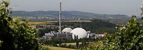 EU-Kommissar reagiert auf Fukushima: Oettinger fordert AKW-TÜV
