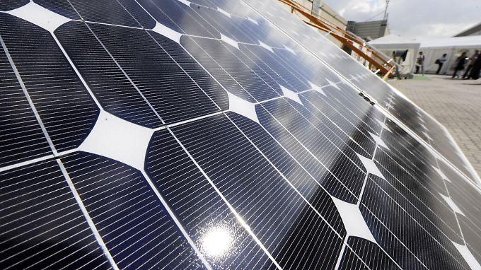 Siemens lässt vom Solargeschäft ab.