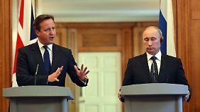 G8-Gipfel in Nordirland: Staatschefs über Syrienfrage gespalten