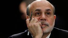Bernanke und seine Kollegen: Die Streithähne der Fed
