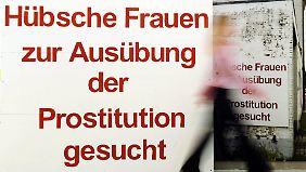 Ob Prostituierte als ganz normale Berufsgruppe in der Gesellschaft angekommen sind, darüber lässt sich streiten.
