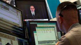 Ende der Geldflut absehbar: Bernanke lässt die Katze aus dem Sack