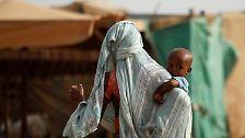Krieg, Terror, Katastrophen: Immer mehr Menschen sind auf der Flucht