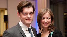 Alexandra Maria Lara und Sam Riley bekommen Nachwuchs. Foto: Jörg Carstensen