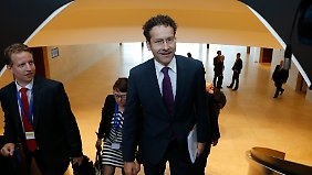 Eurogruppenchef Jeroen Dijsselbloem