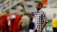 Der neue Bayern-Trainer: Wer ist dieser Pep Guardiola?