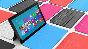 Bildungseinrichtungen bekommen das Surface noch günstiger. Damit will Microsoft auch seine Suchmaschine Bing pushen.