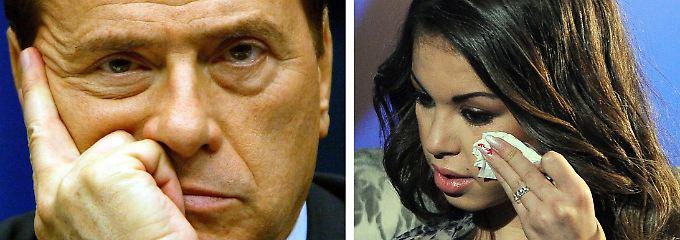 """""""Ich war wirklich überzeugt, dass sie mich freisprechen"""" - Berlusconi will keine sexuelle Beziehung zu """"Ruby"""" gehabt haben."""