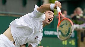 Mit Philipp Kohlschreiber scheidet bereits der fünfte deutsche Tennisprofi aus dem Turnier.