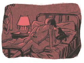Bei einer der Prostituierten des Viertels verliert Gabi seine Unschuld.