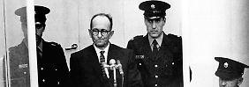 Vor mehr als 50 Jahren wurde Adolf Eichmann in Israel hingerichtet.
