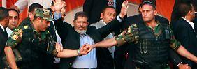 Ein Jahr Präsident Mursi: Chronologie des Scheiterns