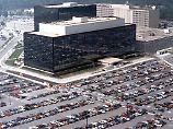 NSA-Zentrale in Fort Mead: Der US-Geheimdienst bespitzelte gezielt EU-Botschaften.