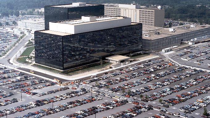 NSA-Zentrale in Fort Meade: Der US-Geheimdienst bespitzelte gezielt EU-Botschaften.