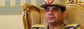 General Abdel Fattah al-Sisi: Ägyptens neuer starker Mann