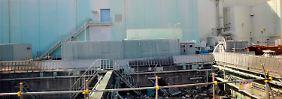 Der Reaktor 2 des zerstörten AKW Fukushima Daiichi.
