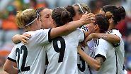 Neids Krabbelstube mit ganz viel Talent zur EM: Fußballerinnen wollen WM-Schmach tilgen