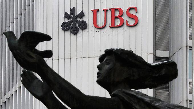 Die deutschen Filialen der UBS befinden sich seit 2012 im Visier der Ermittler.