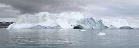 Zehnmal stärker als die Weltmeere: Grönlandsee-Tiefen heizen sich auf