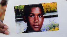 Hätte er einen Sohn, sähe dieser aus wie Trayvon, sagte Obama einst.