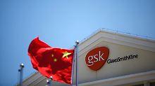 Schmiergeld-Befehl vom Boss?: China beschuldigt Ex-Glaxo-Chef
