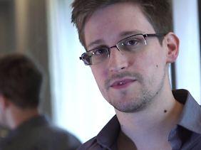 Edward Snowden brachte den weltweiten Spähskandal ins Rollen.
