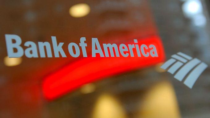 BoA setzt Gewinnserie der US-Großbanken fort.